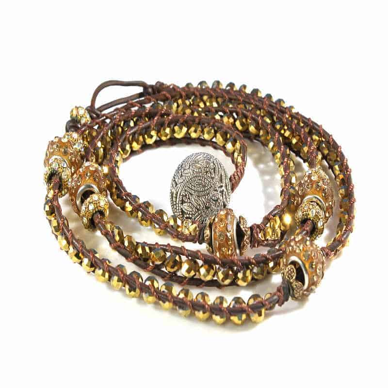 Empress Wrap Bracelet