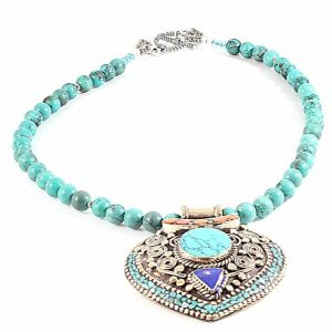 Turquoise Arcadian Necklace